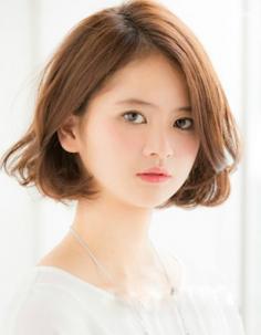 圆脸适合的短发 下面八种发型任你选