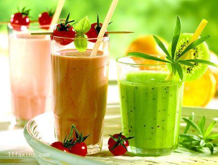 15种减肥蔬菜水果汁搭配方法 果汁搭配的作用与功效