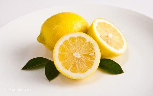 解析柠檬祛斑的方法 美白祛斑两不误