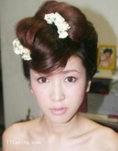 日系可爱妆容新娘妆大推荐 让你做个完美日系新娘