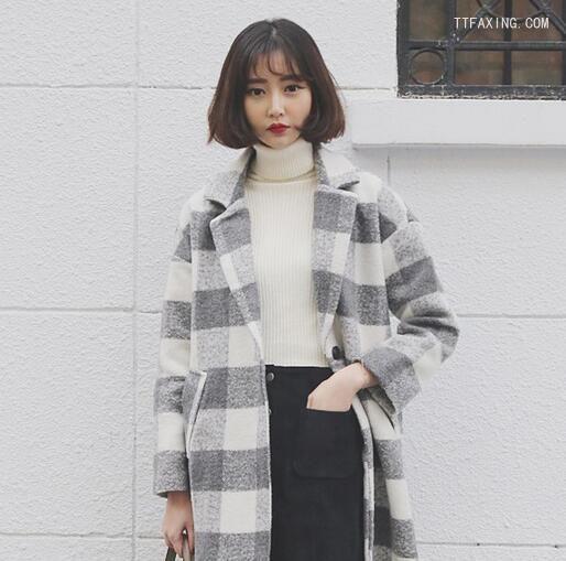 时尚女生最爱短卷发发型图片2016