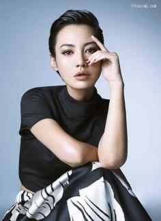 范冰冰李宇春王珞丹 女星示范超帅短发发型