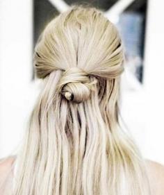冬日十款慵懒发型 发丝微乱更有范儿