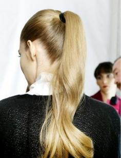 STOP!让头发加速掉发的四款发型
