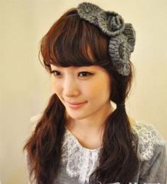 两款韩式发型DIY 打造浪漫妩媚少女风