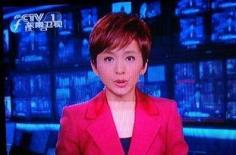 央视女主播染发变时髦 看肤色选对发色