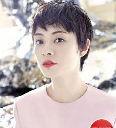 短发是条不归路 网罗全球最具魅力的短发女神