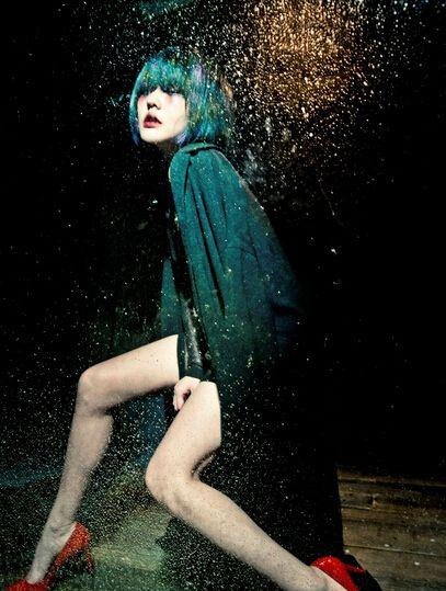 小S你的Blue爵士妆真的好简单第2页_美容化妆被殴围多人女生图片