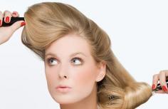 教你如何自己扎头发 手把手教你盘出漂亮发型