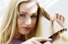 教你扎头发 4大步骤教你轻松扎头发