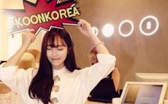 韩系刘海VS时髦lob 女星发型都被它们承包了
