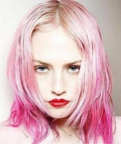 直发适合染什么发色 九款时尚流行的发色推荐