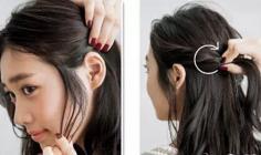 中长发怎么扎简单好看 教你灵动自然的半扎发发型