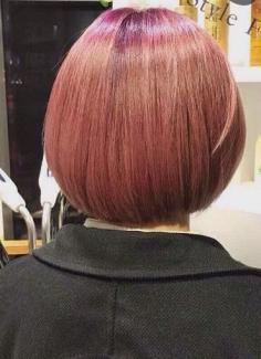 玫瑰金发色是什么色调的 玫瑰金头发图片欣赏