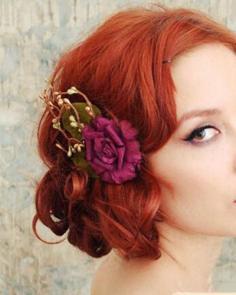 皮肤黑适合染什么颜色头发 建议选择亮一点的发色