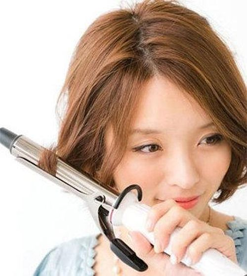 短发刘海怎么扎好看 搞定刘海甜美吸睛