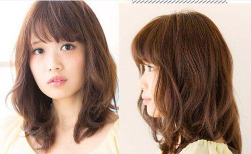 方脸女生适合发型图 发型修饰打造小巧脸型
