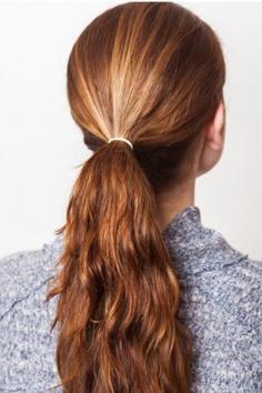 diy发型扎法图解 教你时尚气质满分的麻花辫发型
