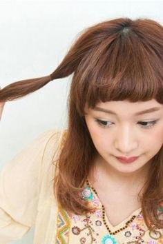 方脸适合什么发型 教你打造萌萌哒猫耳发型
