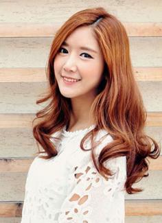 最新韩式长卷发发型图片 气质唯美更个性