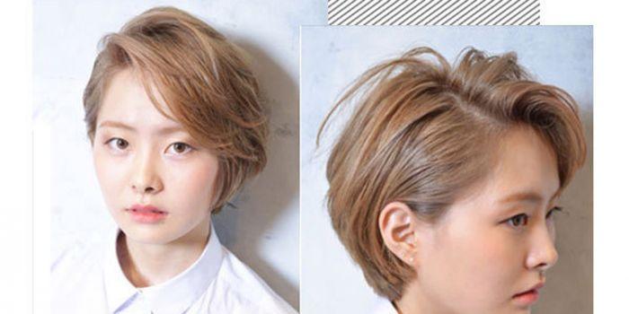 什么样的发色显皮肤白 首推时尚大气的金色染发