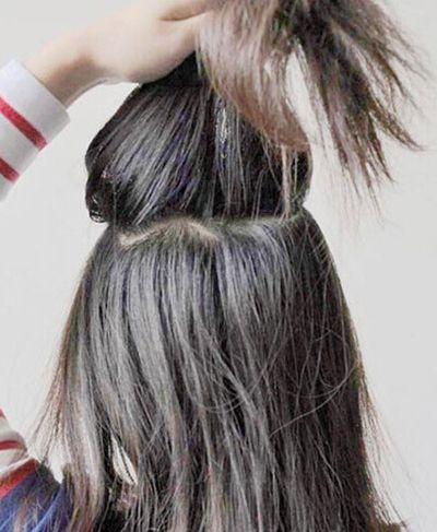 韩式蝎子辫怎么辫 清新时尚显气质