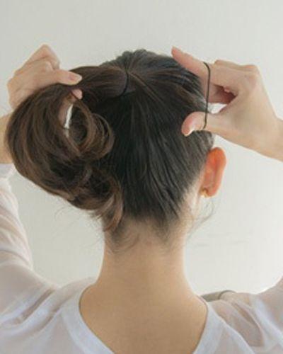 长发怎么盘又快又好看 打造吸睛好看的盘发发型