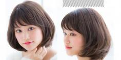 好看的蘑菇头短发发型 不同造型绽放不一样光彩