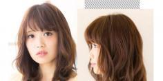 方脸女生适合什么发型 8款温柔淑女的发型推荐