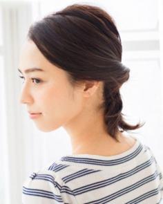 短发女生怎么扎头好看 简单好看的短发扎发教程