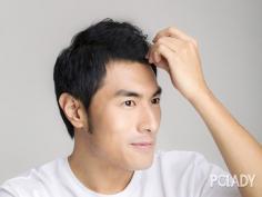 男士国形脸发型 简单更显魅力的国字脸发型