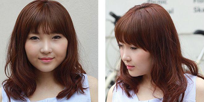 胖脸女生适合的发型 轻松显瘦无压力