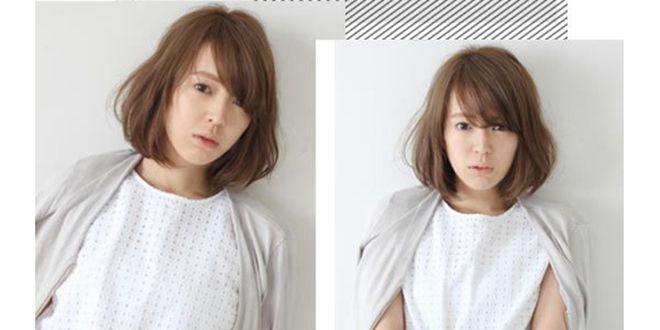 圆脸女生短发发型 个性修饰脸型发型推荐