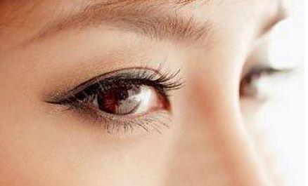 眼线画在哪个位置 眼线画在睫毛上面还是下面