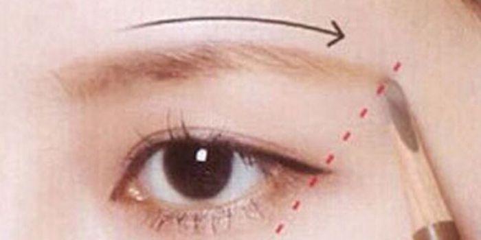 长脸型的眉毛怎么画 教你长脸脸型眉毛的画法