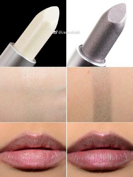 mac金属色唇膏什么时候上市 金属色唇膏18色试色