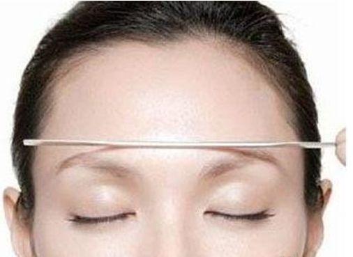 手把手教你如何修眉 修眉要注意的事项