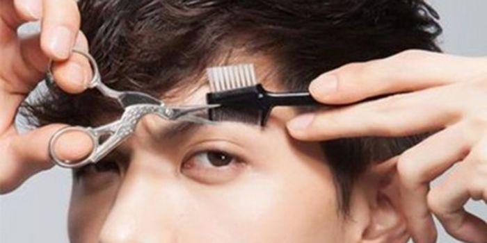 男人应该怎么修眉 男人修眉技巧