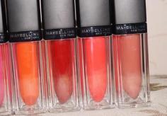 美宝莲哑光唇釉多少钱 唇釉和口红的区别