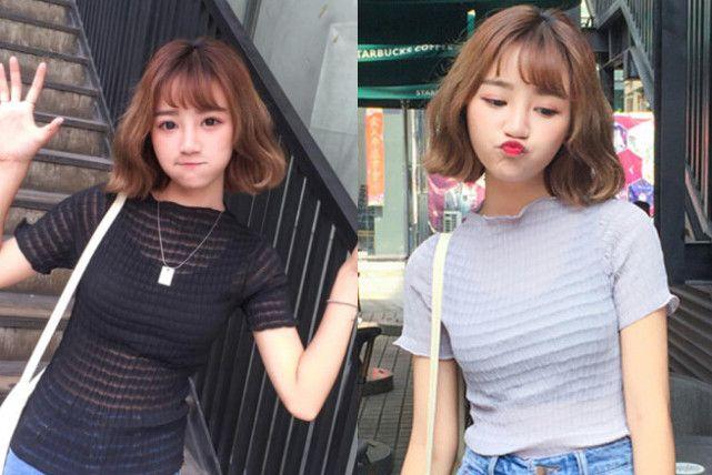 娇俏时尚短发依然流行 最新短发发型图片鉴赏