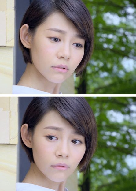 【图片】脸小适合什么发型,适合小脸的发型盘点
