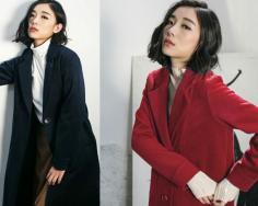 韩式流行冬季短发发型图片推荐