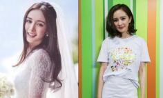 杨幂谢娜尹恩惠引领短发风潮,明星长发短发对比图