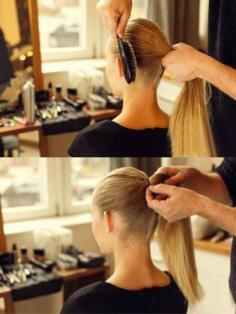 秋季长发发型扎法,让青春活力一直延伸到秋日!