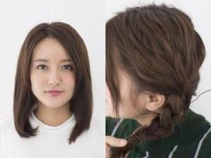 萝莉发型怎样扎?最可爱减龄的萝莉短发扎发