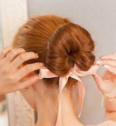 头花盘发器的使用方法简便好看