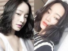 造型百变的女生韩式短卷发发型