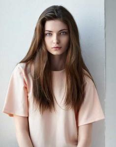 欧美长发发型慵懒随性变身气质达人