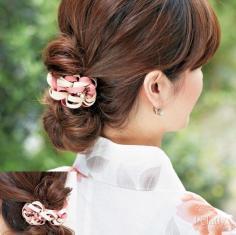 简单DIY立显嫩 轻熟女发型大改造