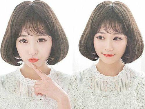 2017最新短发发型图片大全女士篇